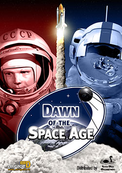 Dawn of the Space Age Show Art