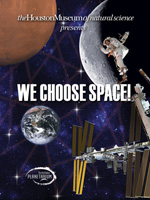 We Choose Space Show Art