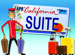 California Suite Show Icon - Click here for additional show information.