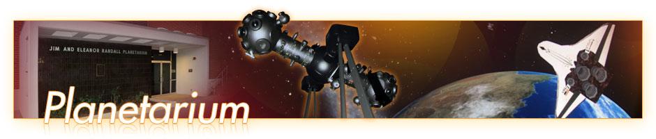 Mt  SAC-Randall Planetarium