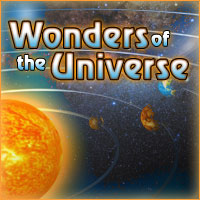Wonders of the Universe Show Art